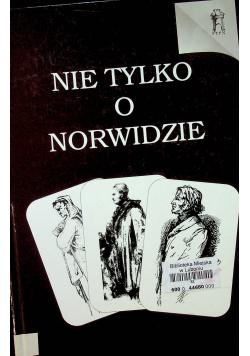 Nie tylko o Norwidzie