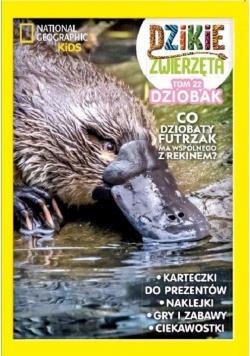 Dzikie Zwierzęta T.22 Dziobak
