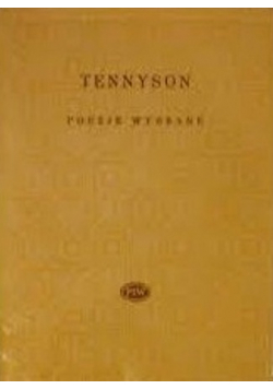 Tennyson poezje wybrane