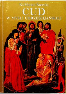 Cud w myśli chrześcijańskiej