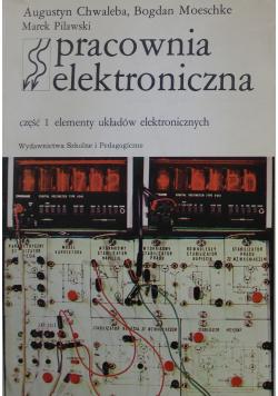 Pracownia elektroniczna Część I