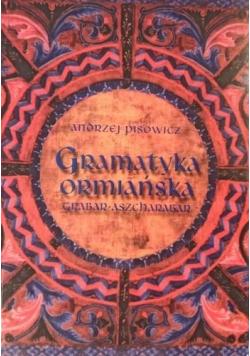Gramatyka Ormiańska