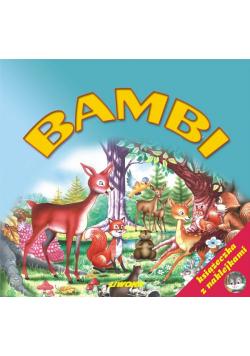 Naklejanka - Bambi LIWONA