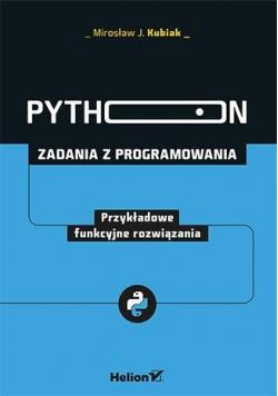Python. Zadania z programowania