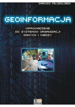 Geoinformacja wprowadzenie do systemów organizacji danych i wiedzy