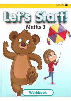Let's Start Maths 3 WB VECTOR