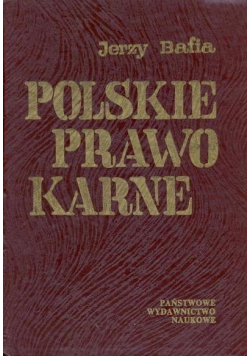 Polskie prawo karne