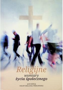 Religijne wymiary życia społecznego