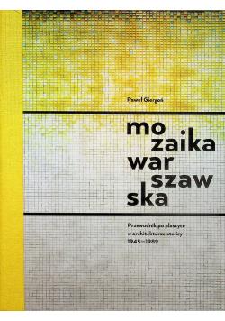 Mozaika warszawska