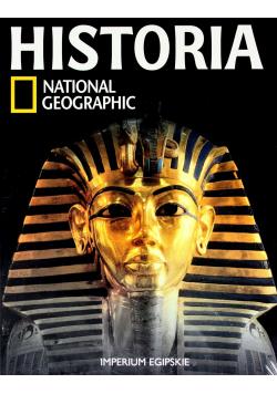 Historia National Geographic Tom 2 Imperium Egipskie Nowa z defektem