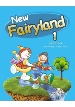 New Fairyland 1 PB EXPRESS PUBLISHING