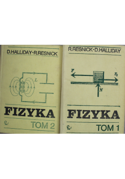 Fizyka Tom I i II