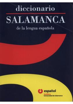 Diccionario de la lengua espanola Salamanca