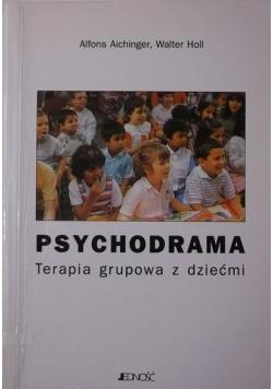 Psychodrama Terapia grupowa z dziećmi