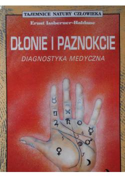 Dłonie i paznokcie