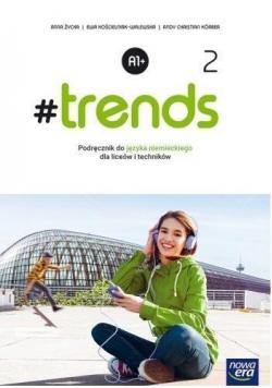 # trends 2 Podręcznik do języka niemieckiego