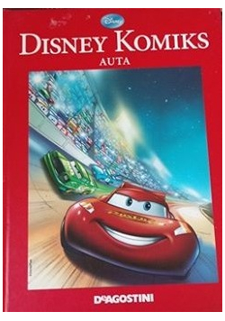 Disney Komiks Auta