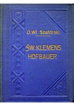 Św Klemens Hofbauer 1927
