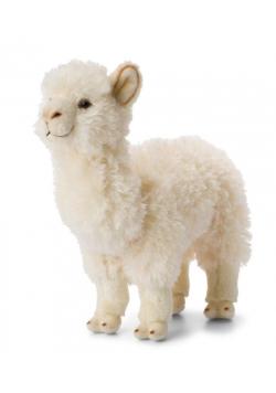 Alpaka biała 31cm WWF