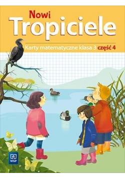 Nowi Tropiciele SP 3 Matematyka ćwiczenia cz.4