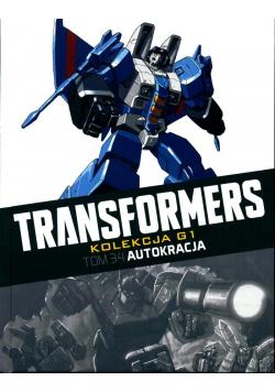 Transformers Tom 34 Autokracja