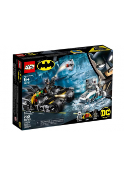 Lego SUPER HEROES 76118 Walka z Mr, Freeze'em