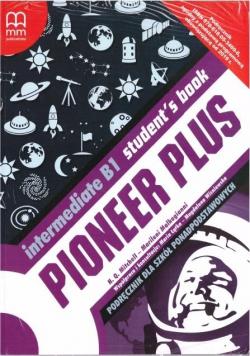 Pioneer Plus Intermediate B1 SB w.2019