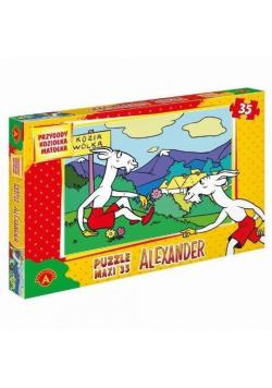 Puzzle 35 - MAXI Koziołek Matołek ALEX
