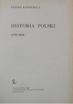 Historia Polski 1795 - 1918