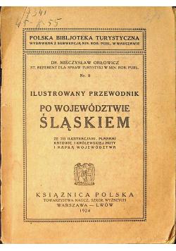Ilustrowany przewodnik po województwie śląskiem 1924 r.