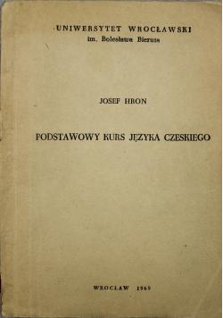 Podstawowy kurs języka czeskiego