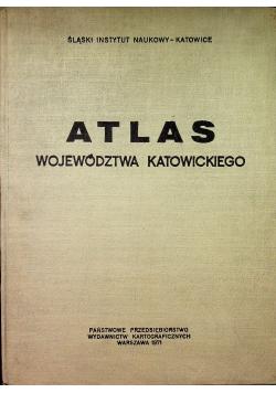 Atlas województwa katowickiego