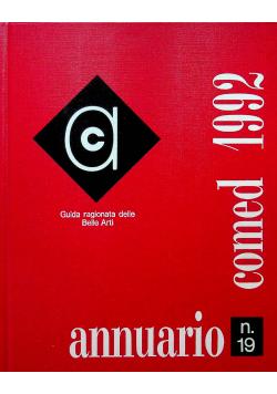 Annuario comed 1992