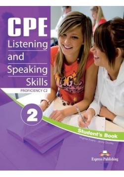 CPE Listening & Speaking Skills 2 SB + DigiBook