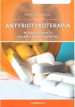 Antybiotykoterapia w zakażeniach układu oddecho.