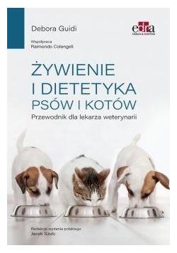 Żywienie i dietetyka psów i kotów...