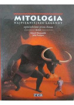 Mitologia najpiękniejsze legendy
