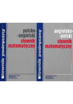 Słownik matematyczny angielsko polski polsko angielski