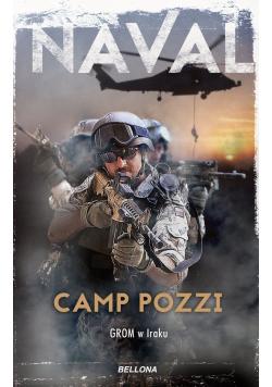 Camp Pozzi GROM w Iraku wydanie kieszonkowe
