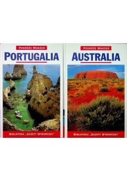 Podróże marzeń Australia/ Portugalia