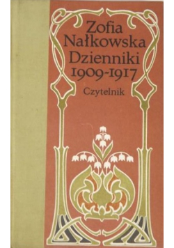 Dzienniki 1909 1917