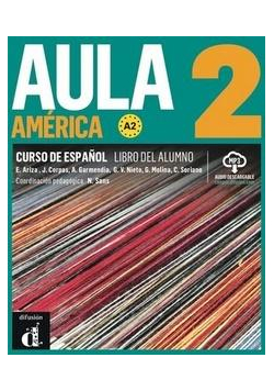Aula 2 America podręcznik + ćwiczenia + mp3