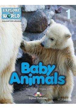 Baby Animals. Reader Level 1 + DigiBook
