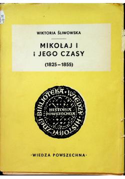Mikołaj i jego czasy 1825 1855