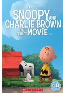 The Peanuts Movie. Reader Level 1 + CD