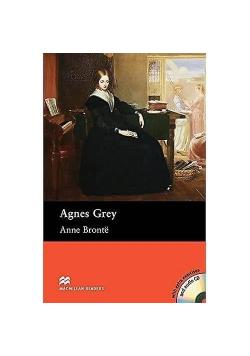 Agnes Grey Upper Intermediate + CD Pack