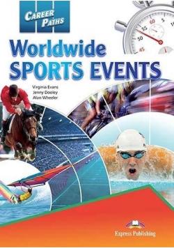 Career Paths. Worldwide Sports Events SB+DigiBook