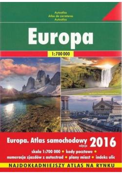 Atlas - Europa 1:700 000