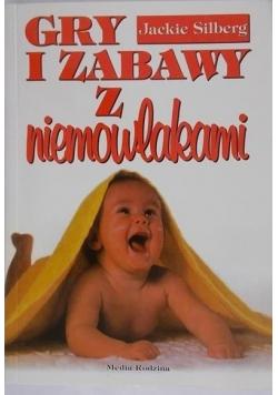 Gry i zabawy z niemowlakami