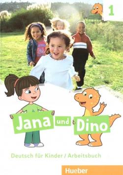 Jana und Dino 1 AB HUEBER